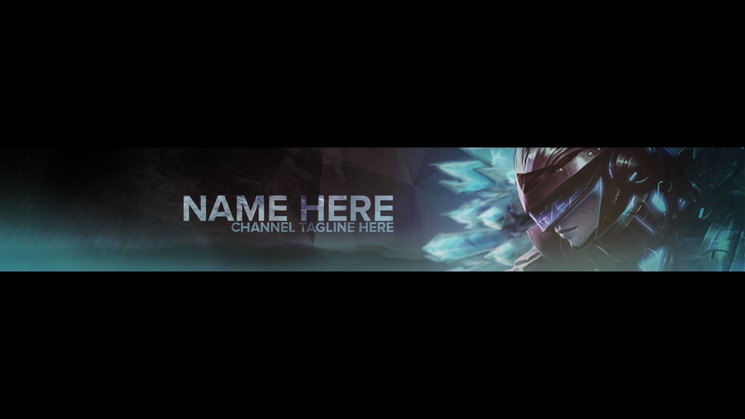2560x1440 youtube banner template league of legends