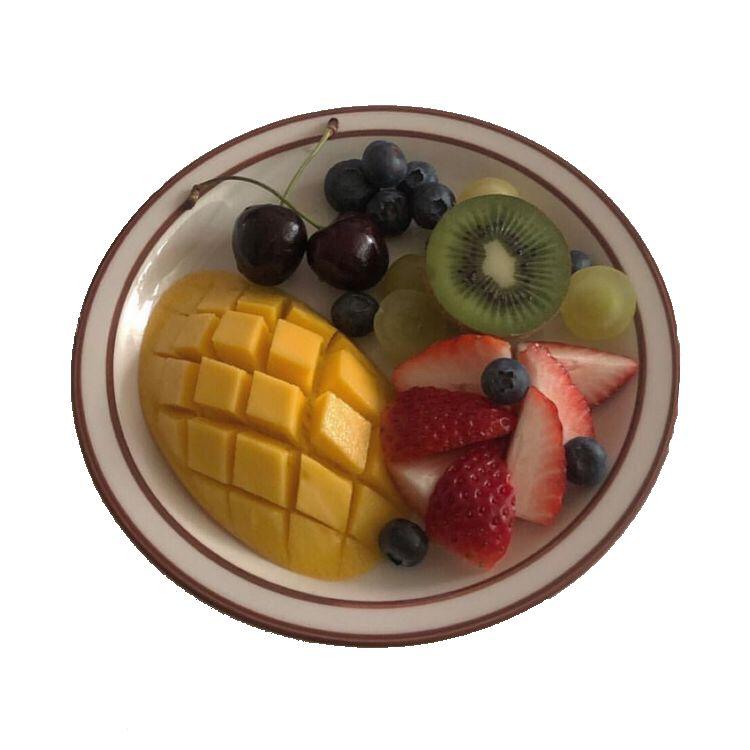 Fruit Bowl Png Food Png Cafe Food Pretty Food