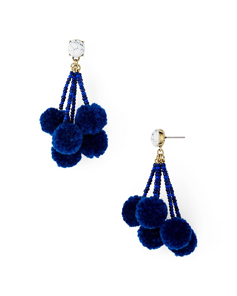 34.00$  Watch now - http://vimeh.justgood.pw/vig/item.php?t=7qkiwr34694 - BAUBLEBAR Caicos Pom-Pom Drop Earrings 34.00$