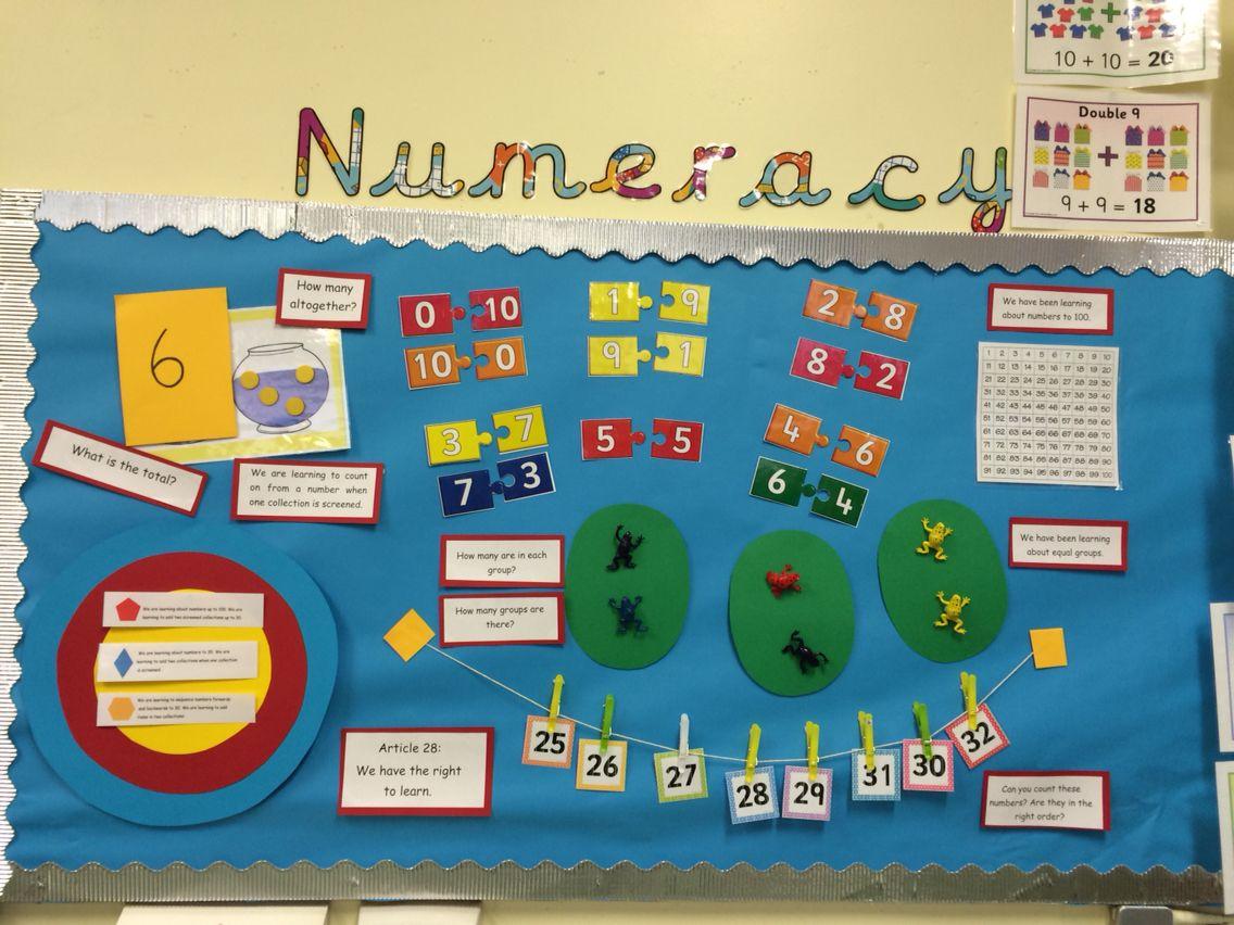 P2 SEAL display | Maths SEAL | Pinterest | Maths display and Maths