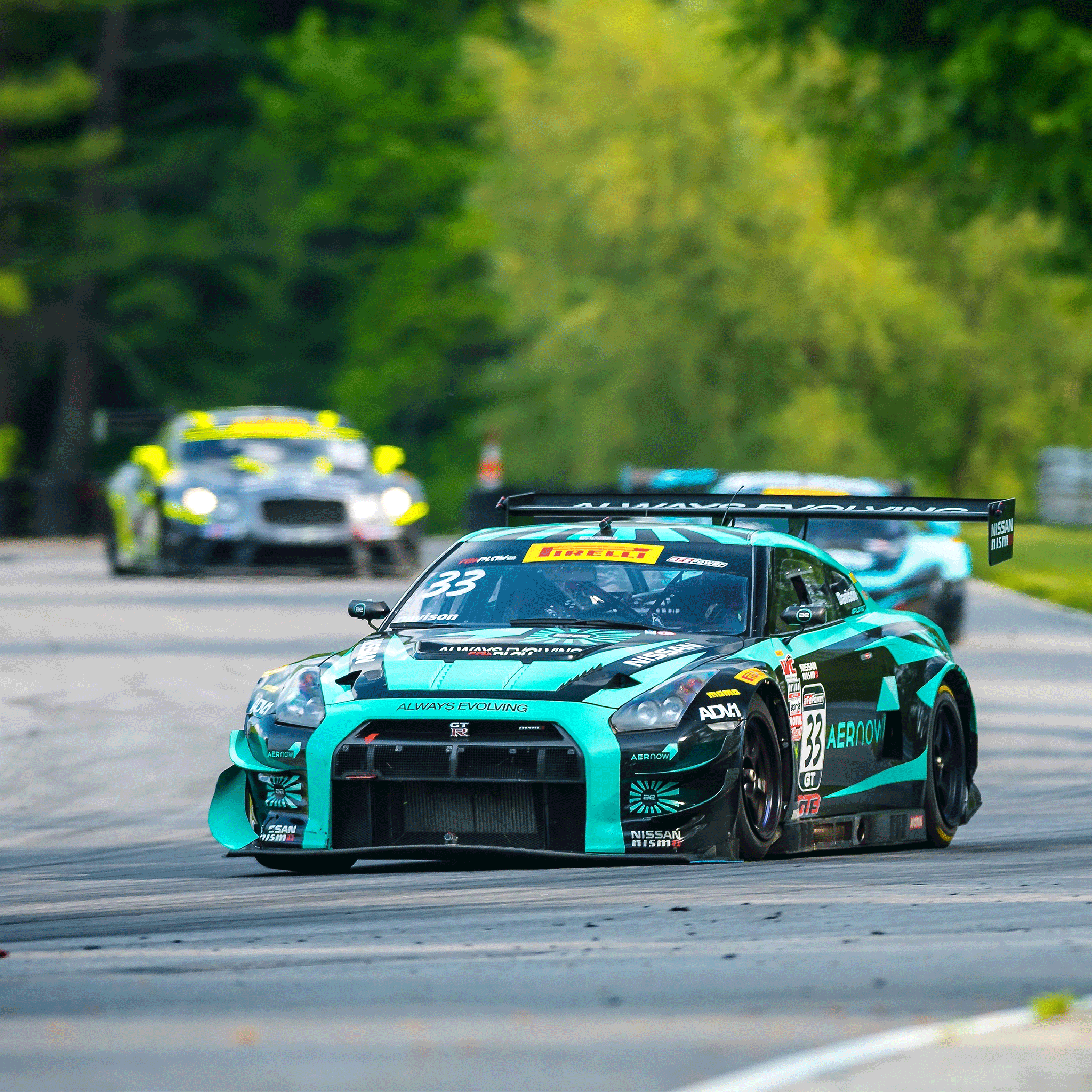 PIRELLI WORLD CHALLENGE FINALE TODAY! Don't Miss The