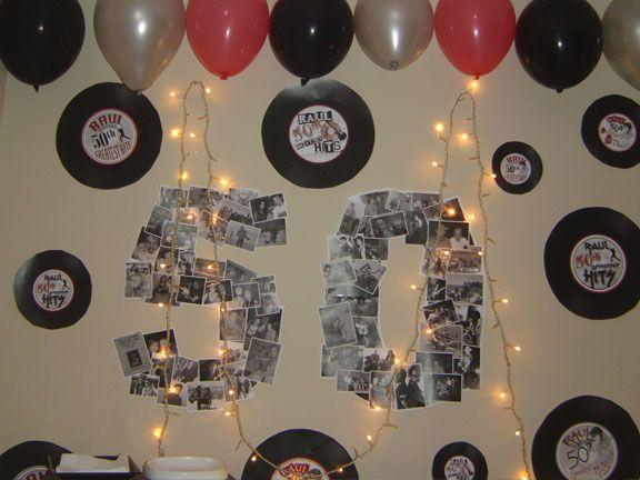 Fiesta de 50 cumplea os ideas para celebrar medio siglo fiesta cumplea os cumplea os y - Ideas para celebrar un 50 cumpleanos ...