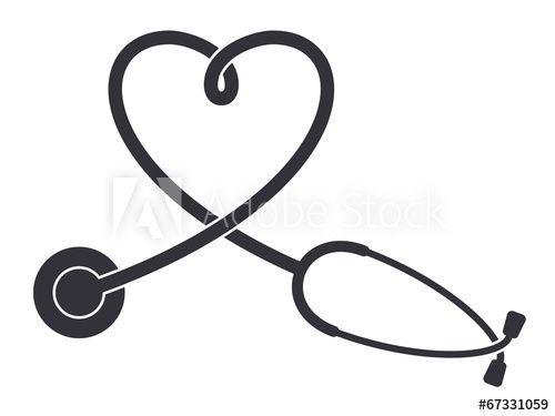 Stethoscope Icon In 2021 Best Stethoscope Stethoscope Icon