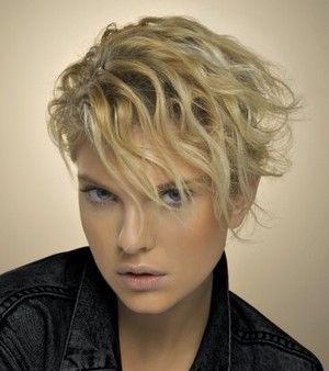 Tutorial taglio capelli corti signora