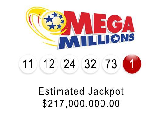 Arkansas Mega Millions lottery drawings are held each