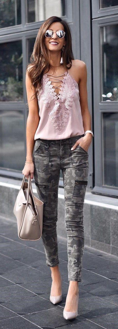 25 tenues de printemps qui sont glamour - #de #glamour #printemps #qui #sont #tenues #trendyspringoutfits