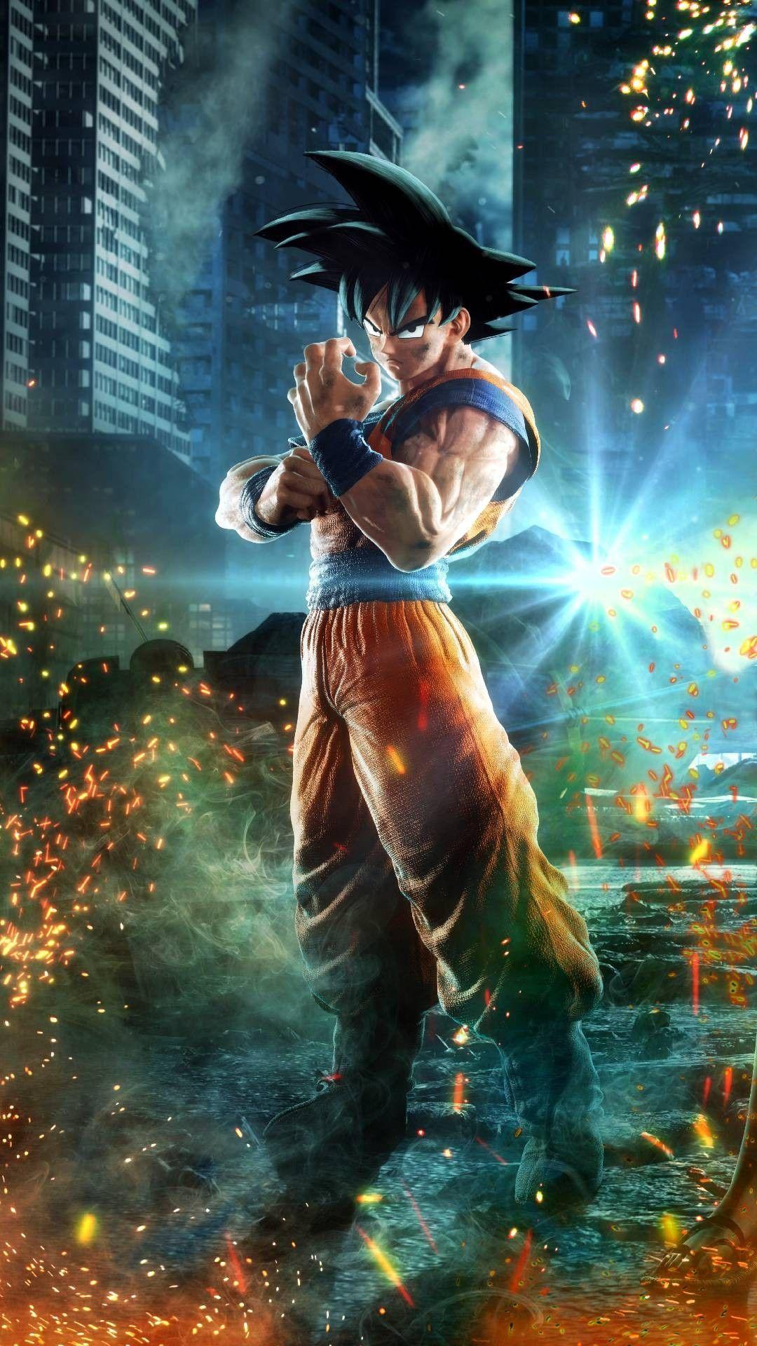 Jump Force Son Goku (With images) Anime dragon ball