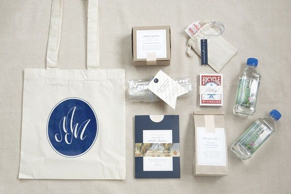 12 creative wedding welcome bags elizabeth anne designs wedding
