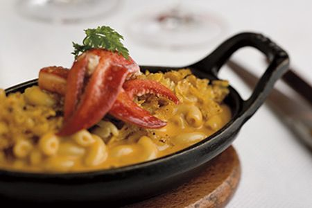 Indulge in Lobster Love on Fridays in Atlanta Grill at The Ritz-Carlton, Atlanta. Try lobster in your macaroni and cheese or on the grill paired with steak.