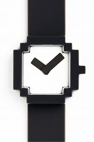 Icon watch Black timefy by Menlook