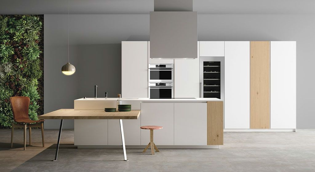Home | Doimo Cucine | kitchen | Pinterest | Kitchens, Spaces and ...