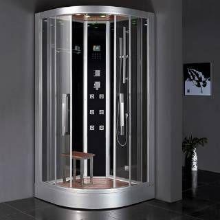 Check Out The Ariel Bath Dz963f8 Platinum 39 2 5 W Steam Shower