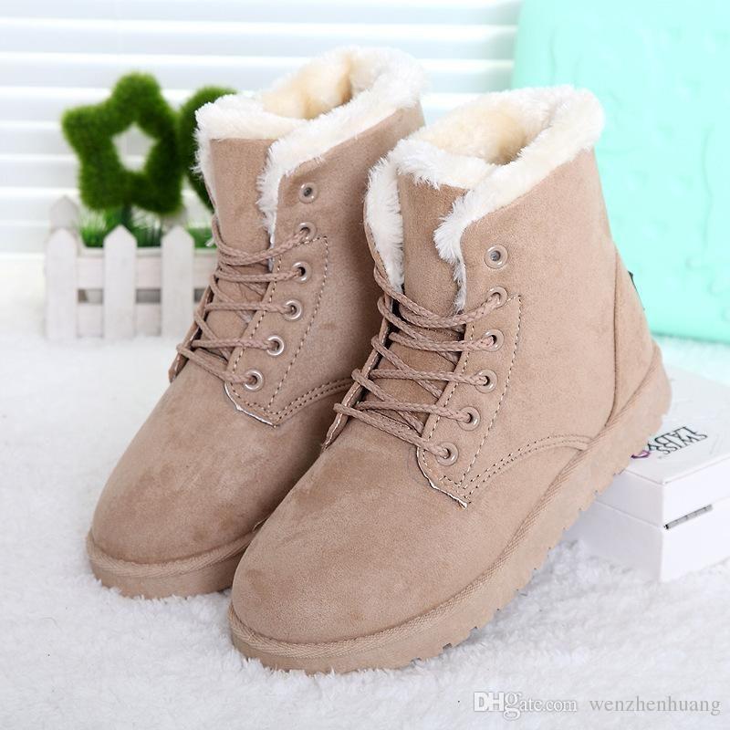 Women Winter Boots Fashion Women Boots
