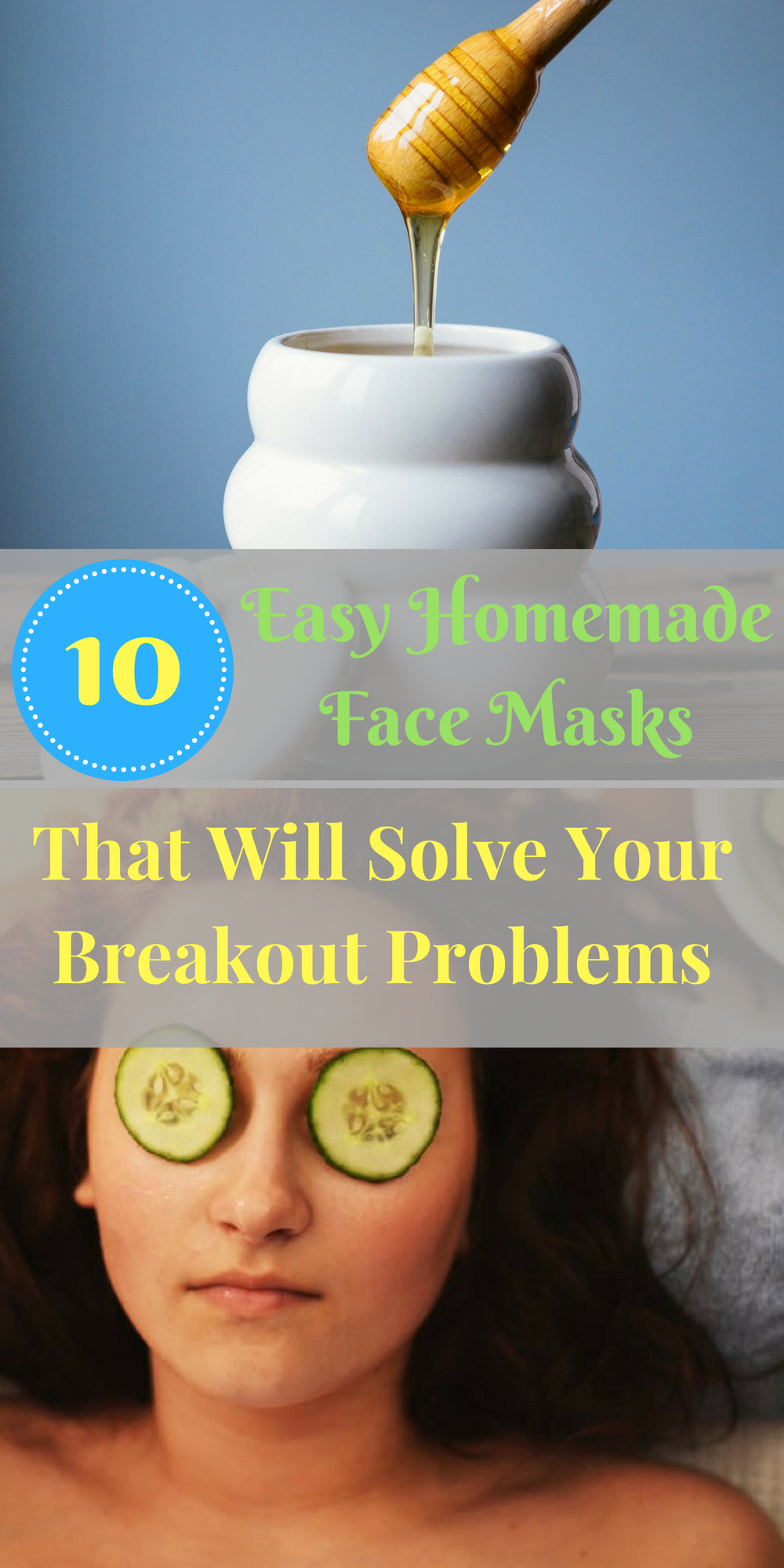 10 Incredibly Easy Homemade Face Masks Easy homemade
