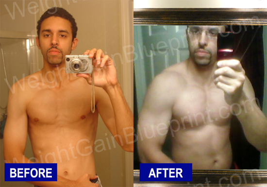 Gabriel gains 40 pounds using the weight gain blueprint muscle gabriel gains 40 pounds using the weight gain blueprint muscle building program malvernweather