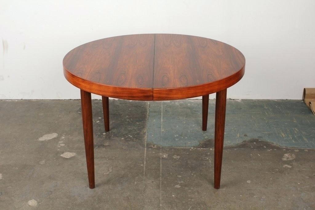 Mitte Des Jahrhunderts Moderne Runde Kaffee Tisch