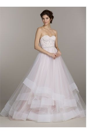 Sweetheart Princess/Ball Gown Wedding Dress with Natural Waist in ...