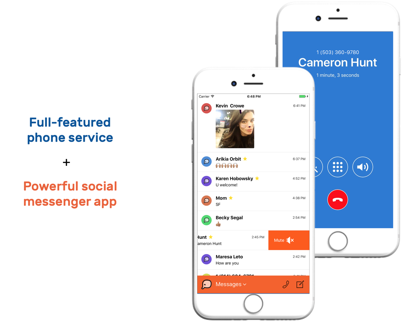 Listen makes phone numbers smarter with autoresponders