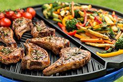 Cadac Carri Chef 2 Grill2braai Grid 45cm In 2020 Cadac Recipes Ribs On Grill Cooking