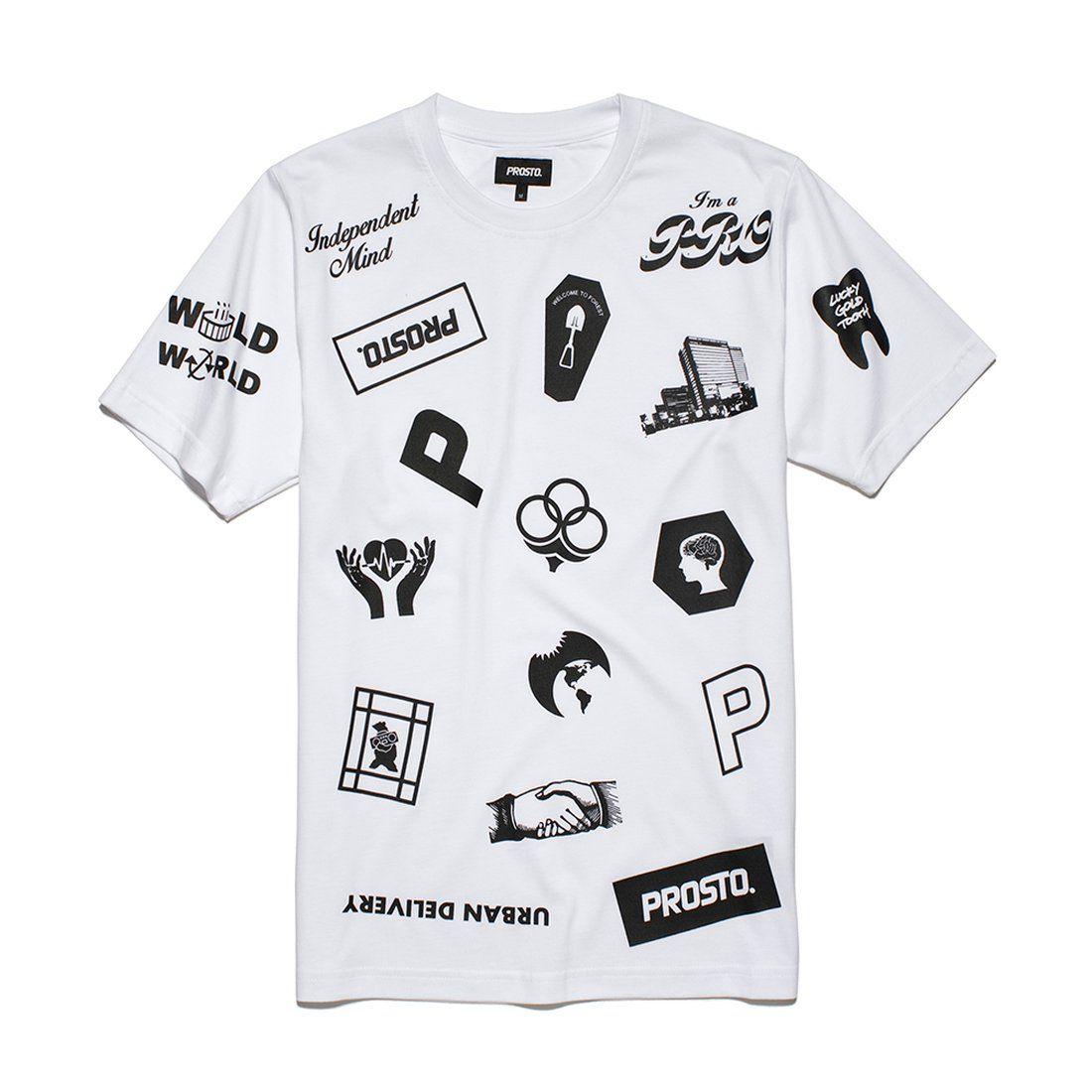 Koszulka Banger White Meska Koszulka Wykonana Z Najlepszej Jakosci