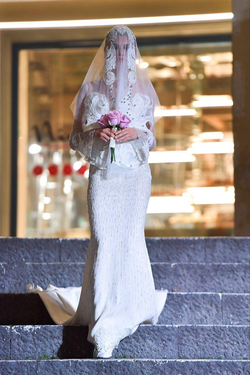 Francesco scognamiglio bridal looks in pinterest