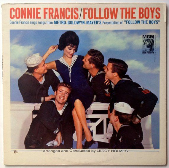 More connie francis virginity final, sorry