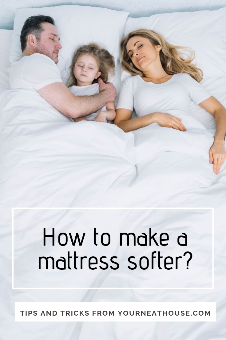 How To Make A Bed Softer How To Make Bed Soft Mattress Mattress