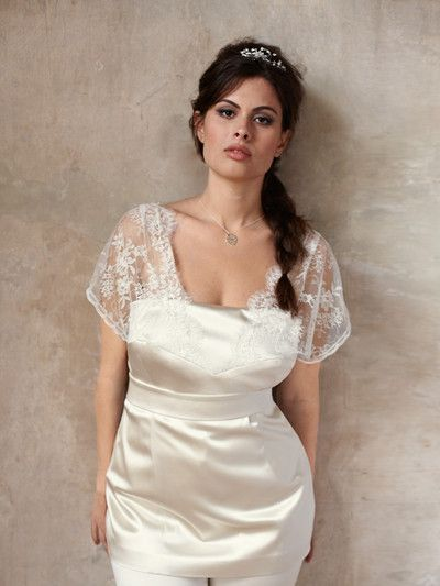 Brautkleider: Elegante Mode für die Braut in Größe 44-52 - News ...
