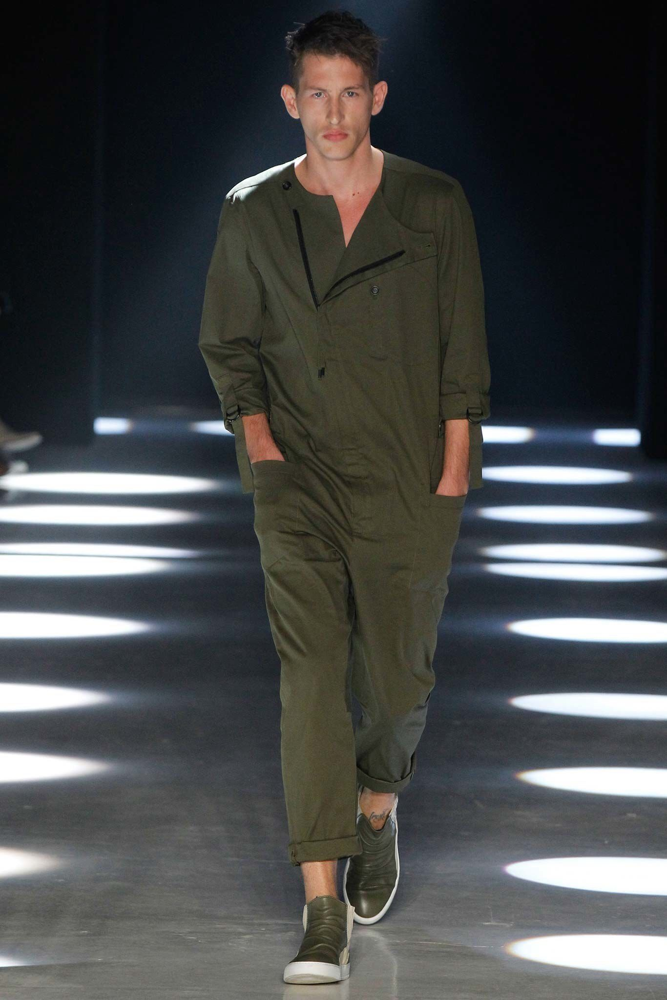Alexandre Plokhov - Spring 2016 Menswear