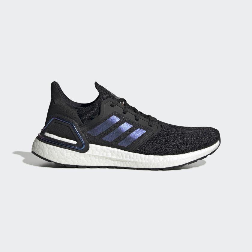 Ultraboost 20 Schoenen (met afbeeldingen) | Schoenen, Zwarte ...