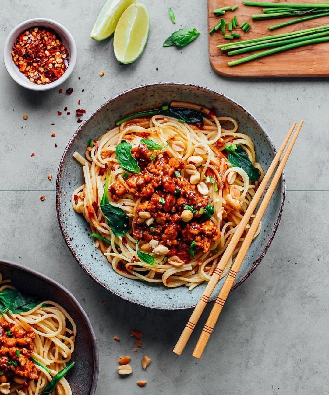 Pin By Jadyn On F O O D Vegan Recipes Food Tempeh