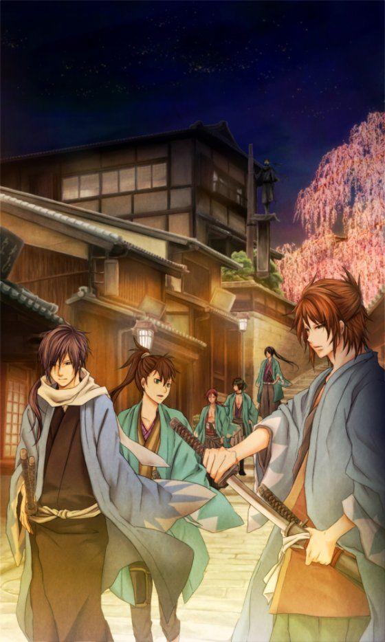 Image - Hakuouki, les cerisiers du passé ~ Prologue - Hakuouki - Les cerisiers du passé ❀