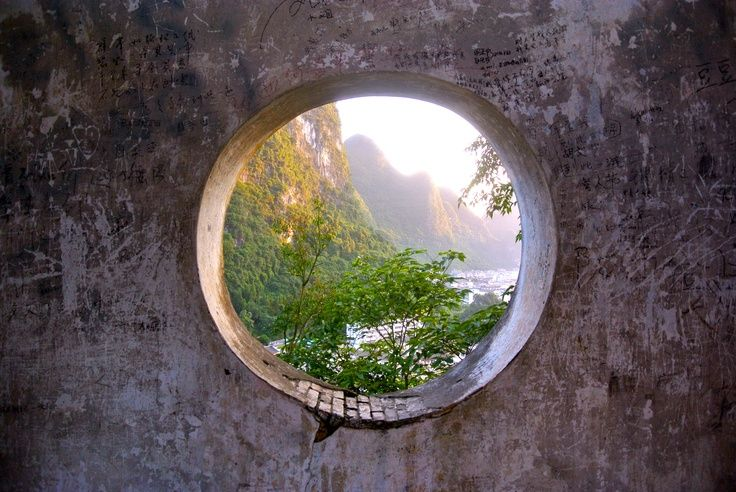 Yangshuo, China    #world travel #travel #china #asia #yangshuo #mountains