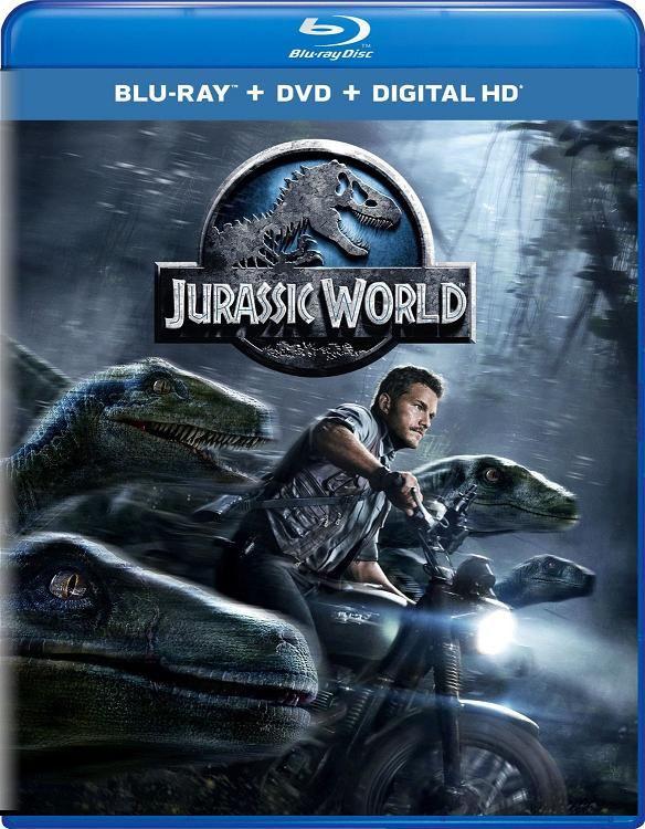 Jurassic World (2015) m1080p BDRip mkv Dual Audio DTS