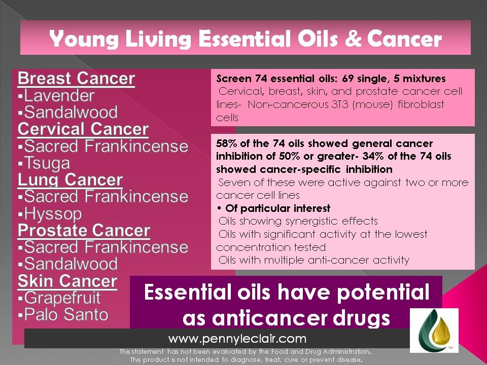 Everyone Must Choose Which Path They Follow In How Handle Cancer Essential Oils