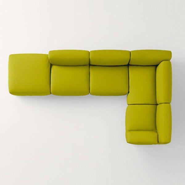 Welcome Sofa Design Francesco Rota Paola Lenti Top