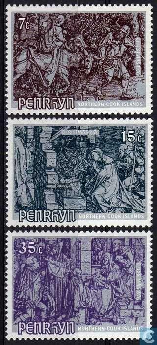 1976 Penrhyn - Christmas