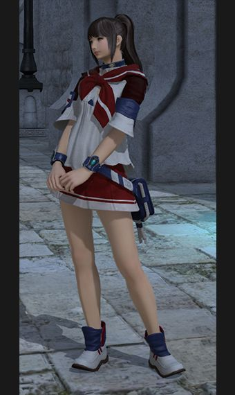Browse Glamour Sets | Eorzea Collection | FFXIV outfits