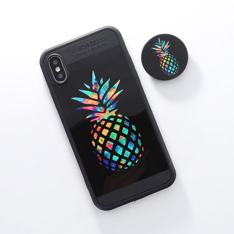 online store b3bcf a45f7 NEW ARRIVAL!! Exclusive Glossy Pineapple Case with a PopSocket . 70 ...