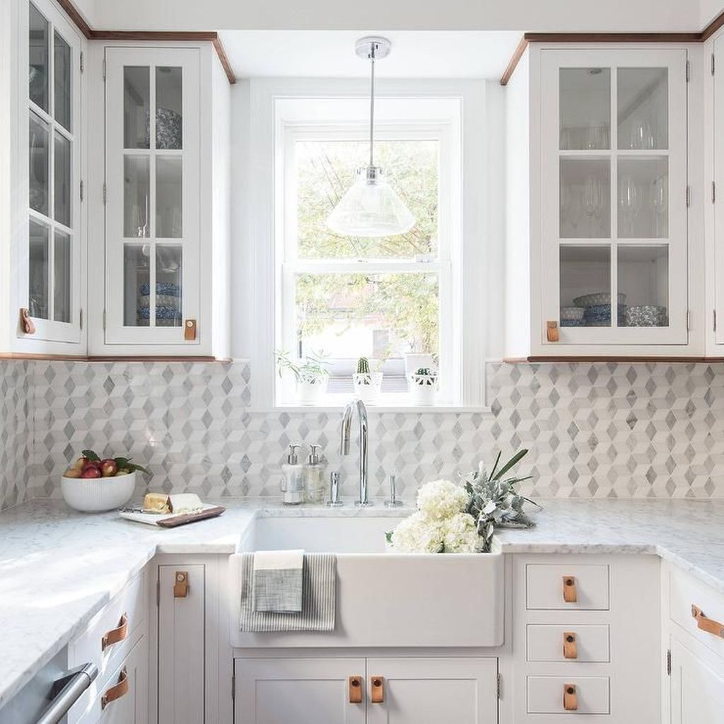 37 Cozy U Shaped Kitchen Designs Ideas (With images ...