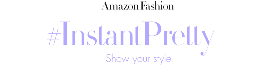 I'm sharing a look that makes me feel instantly pretty! What's yours? #InstantPretty @Amazon.com/Fashion