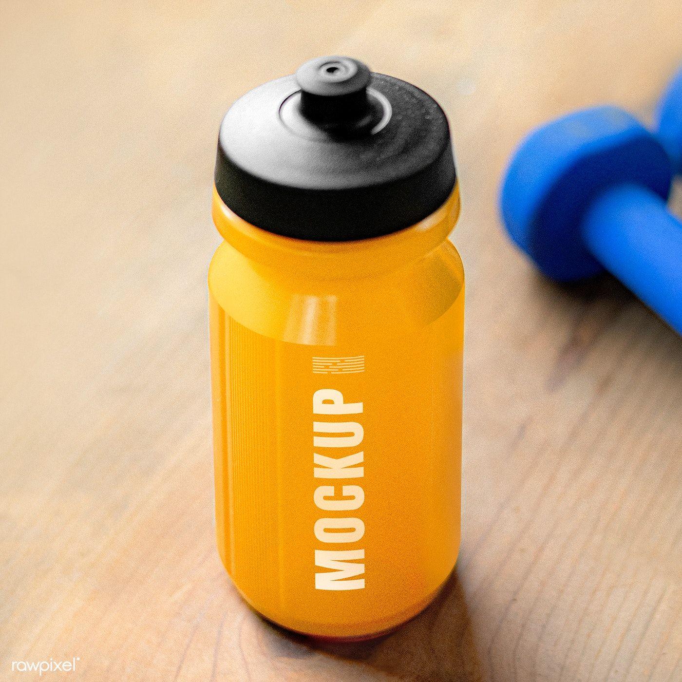 Download Download Premium Psd Of Reusable Sports Bottle Mockup Design 2194480 In 2020 Bottle Mockup Bottle Sport Bottle