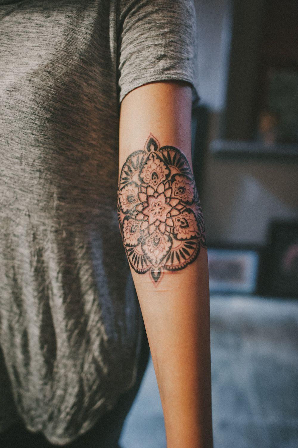 Daring wanderer photography daring wanderer mandala for Feminine forearm tattoos