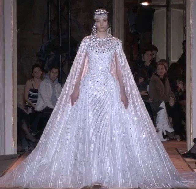 "Latest Fashion Trends on Instagram: ""#ZuhairMurad"
