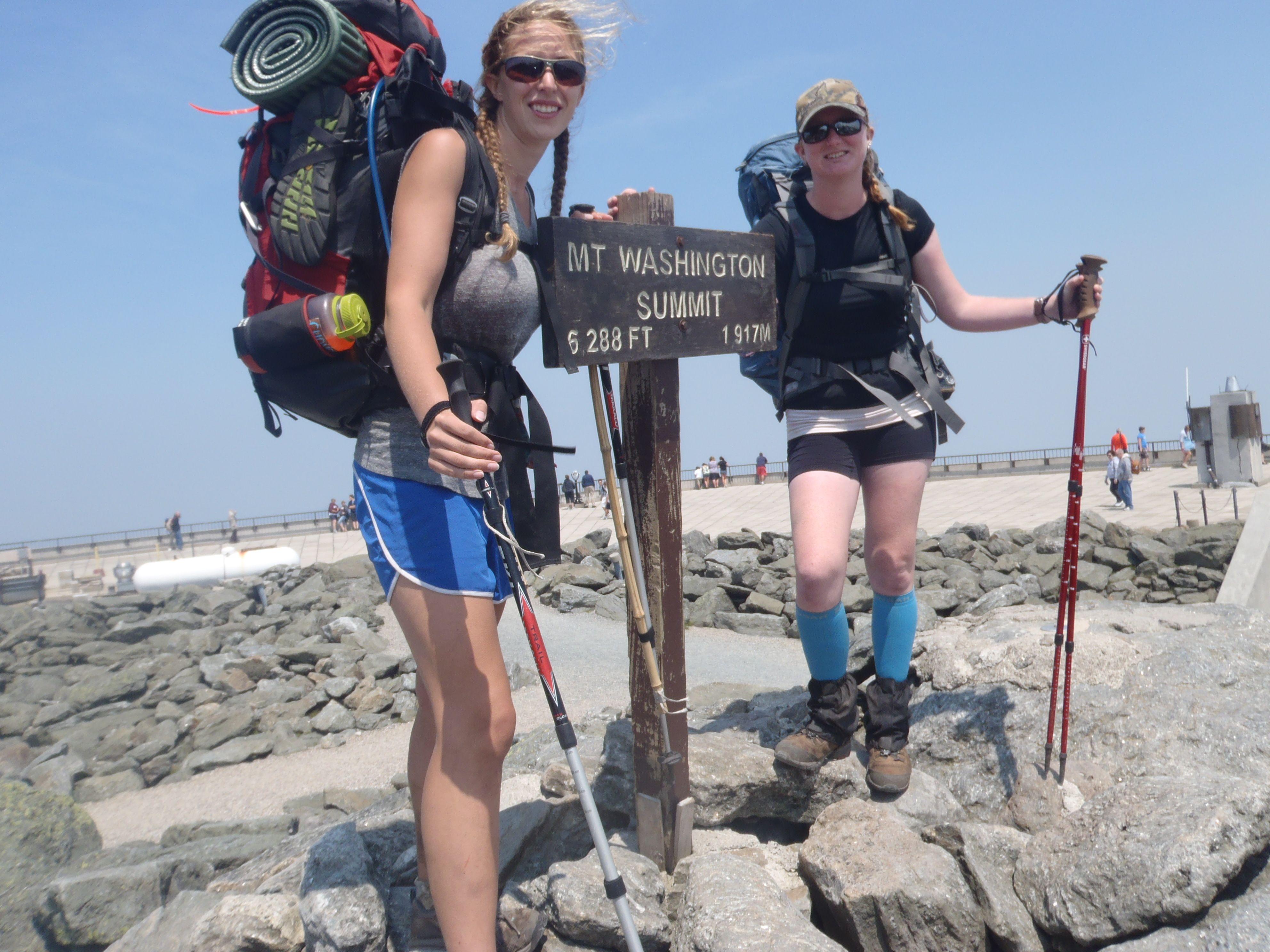 Mount washington summit, Baxter state park, Appalachian trail