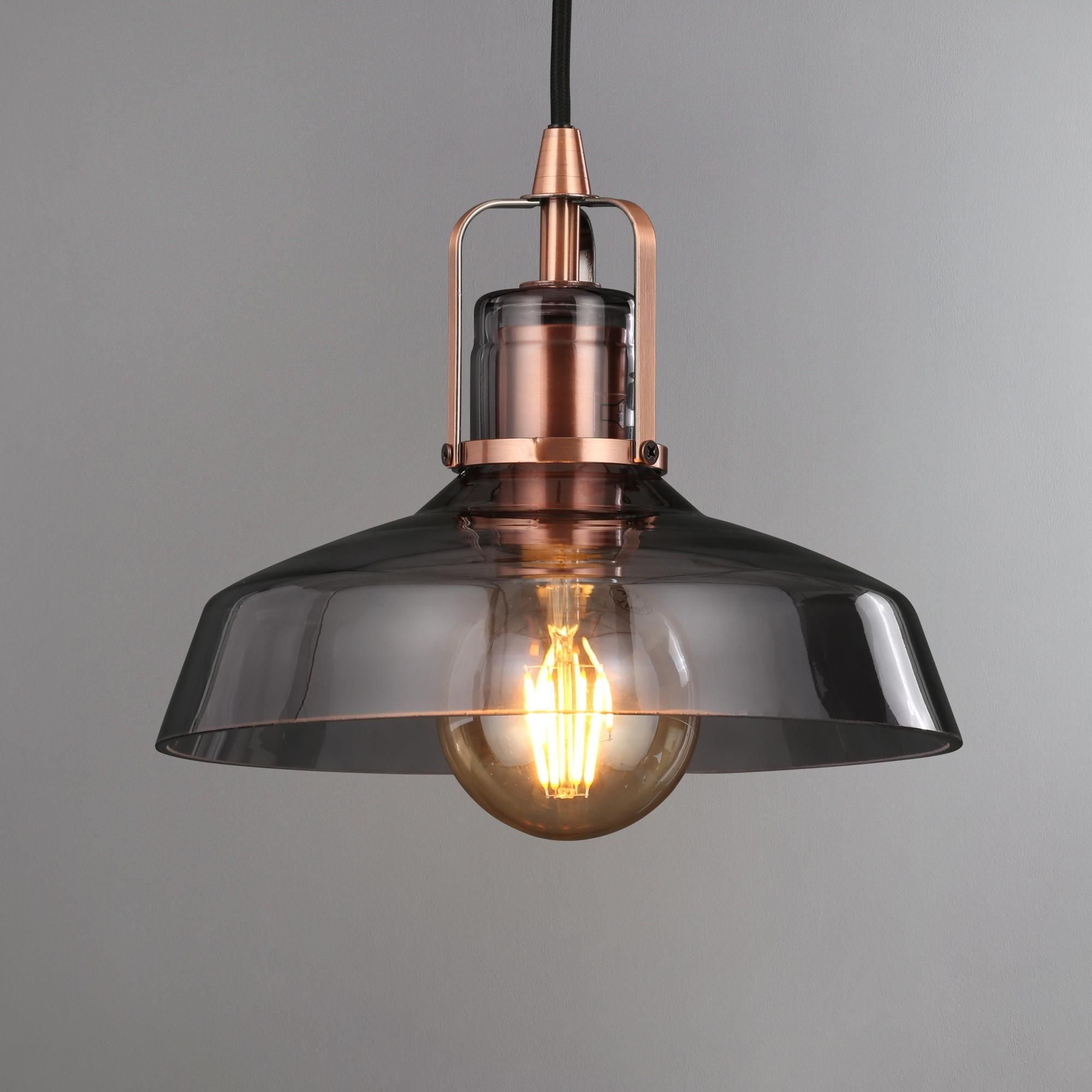 spotlights ceiling lighting led suva smoke glass pendant fitting rh pinterest com