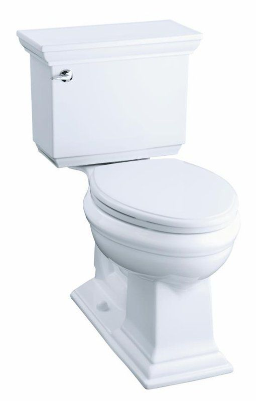 View The Kohler K 3817 U Memoirs Comfort Height Two Piece Elongated Toilet With Insulated Tank And Stately Design At Bui Kohler Memoirs Toilet Kohler