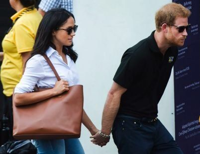 Meghan Markle And Harry And That Handbag Everlane Day Market