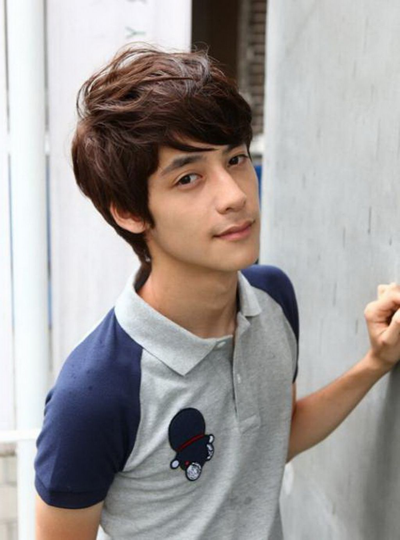 cute asian boy hairstyles hair
