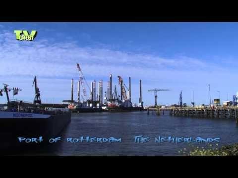 Port of Rotterdam: Welplaathaven - Keppel Verolme - YouTube